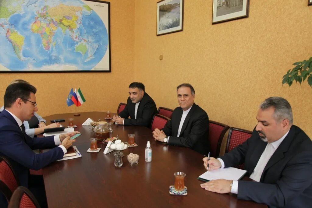 В Астрахани обсуждены вопросы сотрудничества прикаспийской области с Ираном