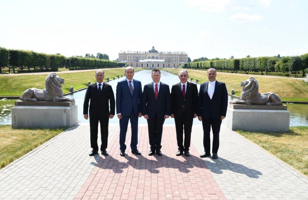 Состоялась встреча Генеральных прокуроров государств Прикаспийского региона