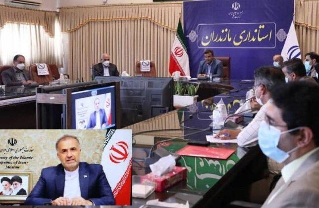 Северная иранская провинция Мазендеран намерена усилить присутствие на российском рынке