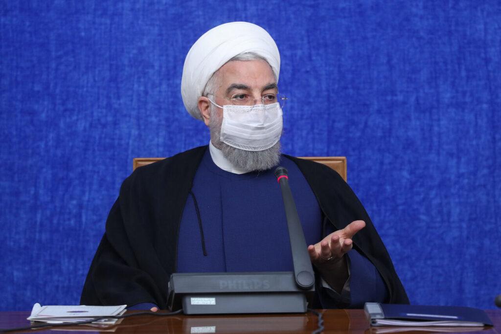 Президент Ирана рассказал о ходе реализации железнодорожных проектов к Каспийскому морю