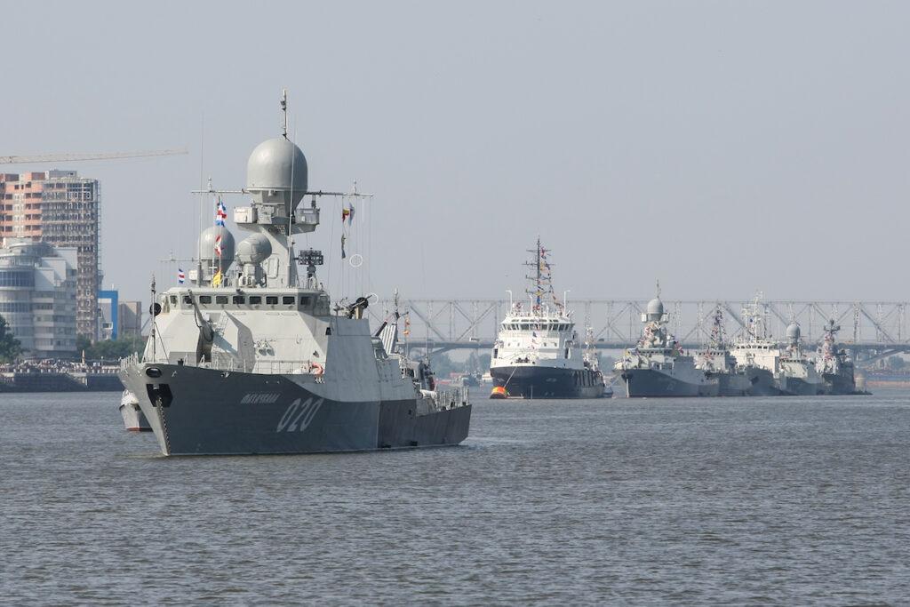 В США оценили военно-морскую стабильность Каспийского региона