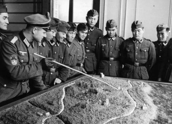 Проект «Большой Туркестан» — что нацисты планировали делать в Центральной Азии