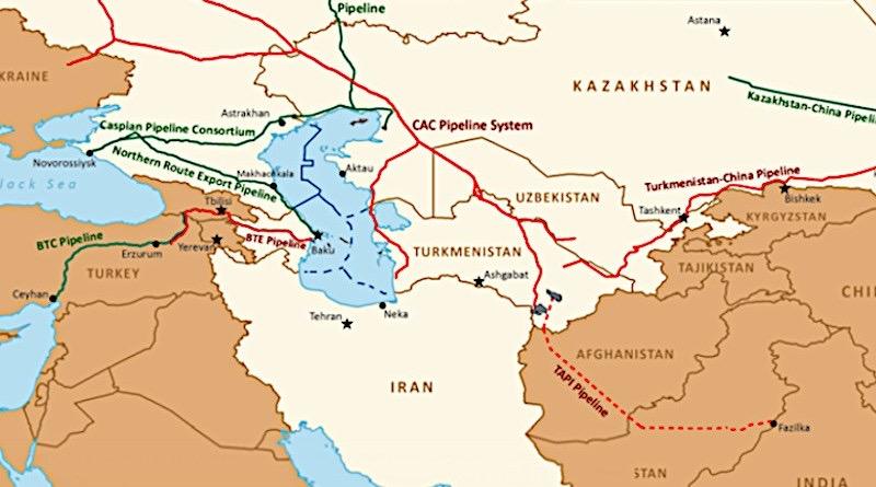 Всё о геоэкономике Каспийского региона — взгляд из Вашингтона