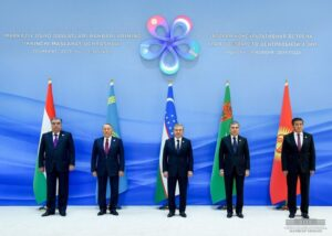 Саммит глав стран ЦА пройдёт 6 августа  на каспийском побережье Туркменистана