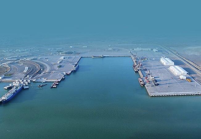 Представитель руководства Бакинского порта рассказал о текущих реализуемых проектах