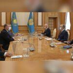 Губернатор Астраханской области прибыл с рабочим визитом в Казахстан