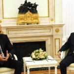 Президенты России и Азербайджана провели переговоры в Москве