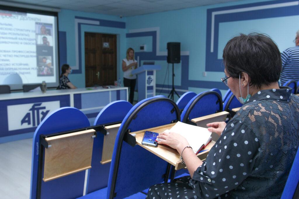 Общественники России и Казахстана приняли участие в тренинге по социальному проектированию