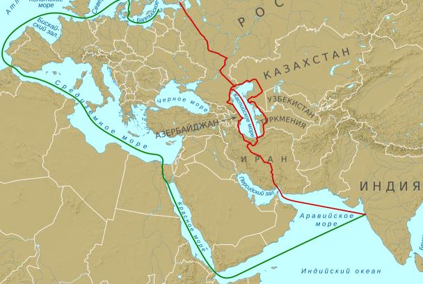 Индия — Россия: что тормозит запуск коридора Север-Юг?