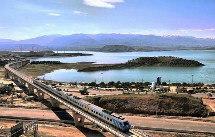Порт Энзели соединят с иранской железнодорожной сетью до конца текущего года