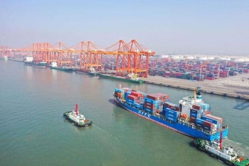 Каспийский порт Амирабад готовится стать крупным экспортным хабом в регионе