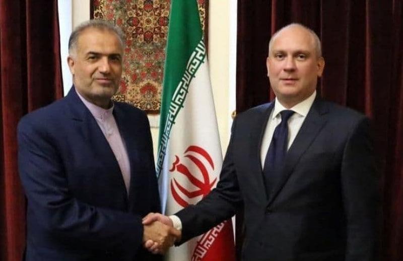 Посол Ирана в России Казем Джалали провел переговоры с чиновниками РФ и ЕАЭС