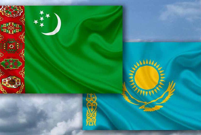 Гурбангулы Бердымухамедов и Касым-Жомарт Токаев встретились в Туркменистане