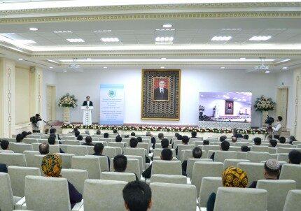 В Ашхабаде обсудили аспекты сотрудничества в области защиты  Каспийского моря