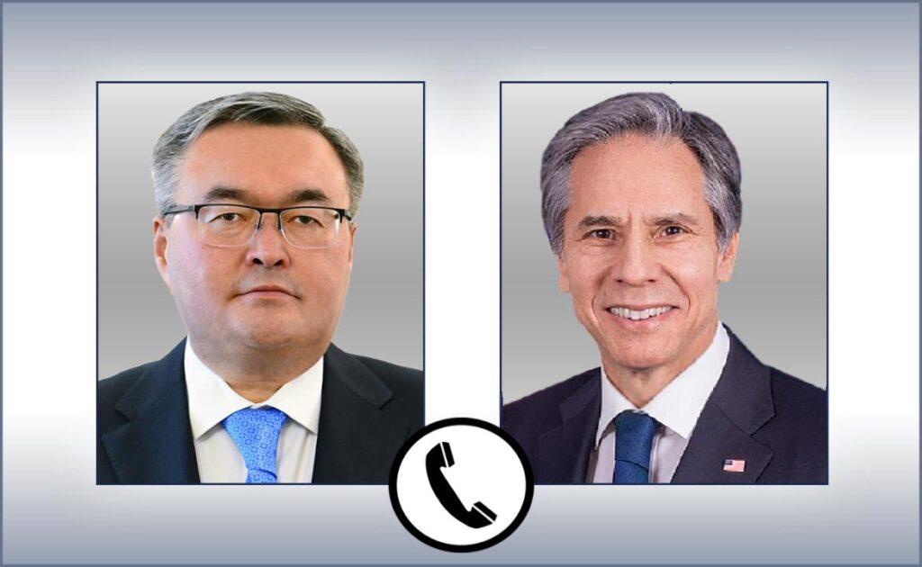 Представители США провели переговоры с дипломатами Казахстана и Туркменистана