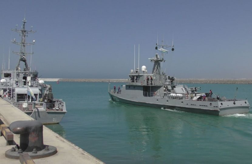 Корабли ВМС прикаспийских стран отправились в Иран для участия в «Кубке моря-2021»
