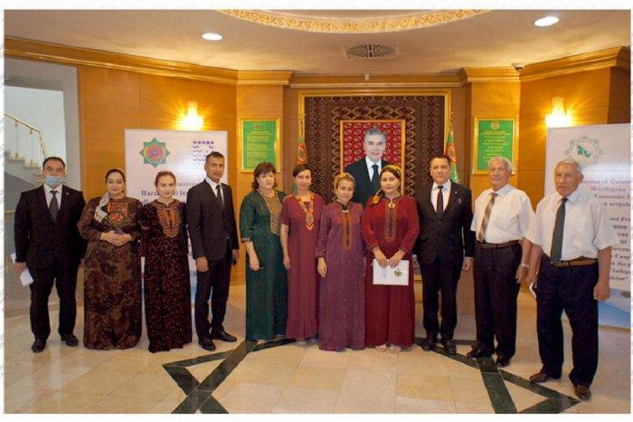 В Туркменистане подвели итоги сотрудничества с Международным институтом океана