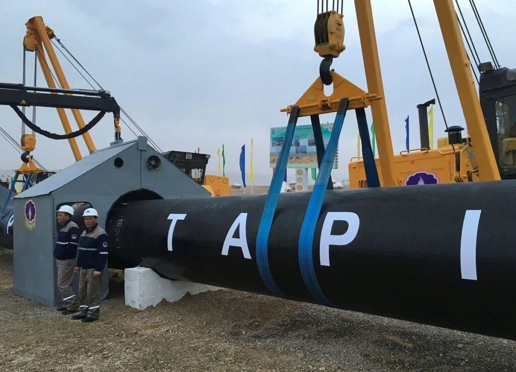Новые афганские власти заинтересованы в постройке газопровода ТАПИ