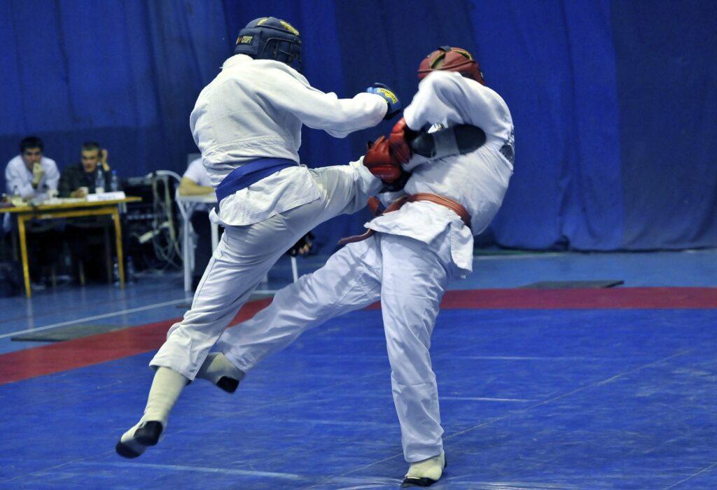 В Астрахани пройдут соревнования по рукопашному бою среди стран Каспия