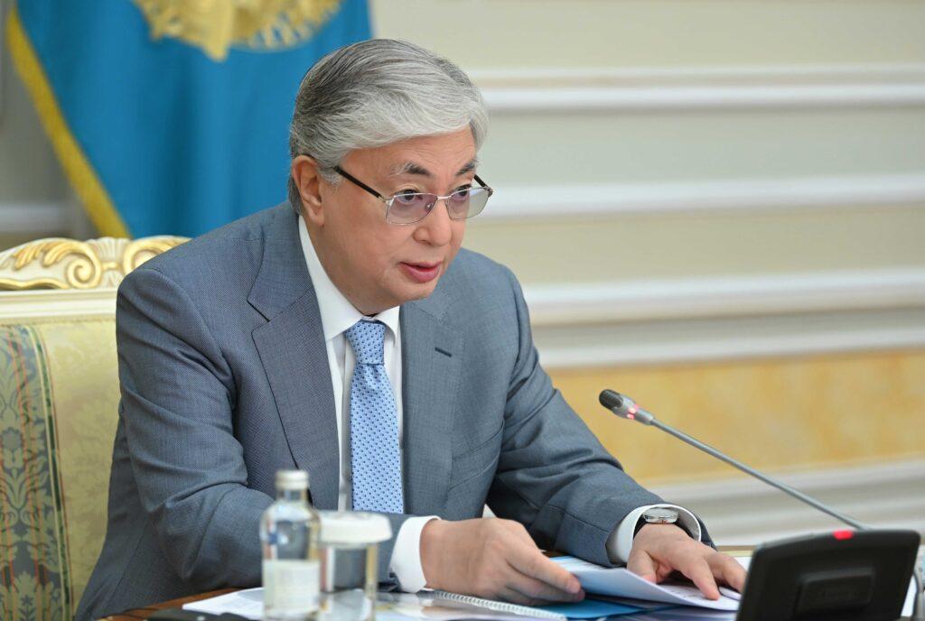 Президент Казахстана обсудил с инвесторами разработку каспийских месторождений