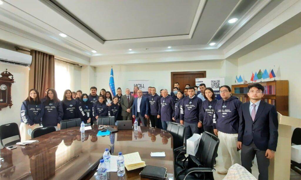 В Ташкенте прошел третий этап Международной программы «МедИАЦия»