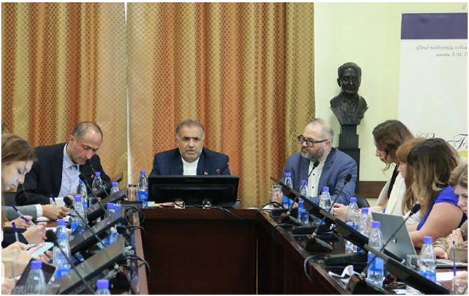 В Иране продвигается процесс ратификации Конвенции о правовом статусе Каспийского моря