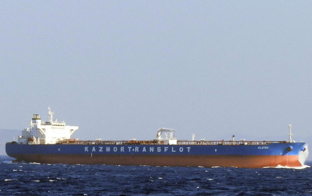Казахстанская компания «Казмортрансфлот» в I полугодии увеличила транспортировку нефти