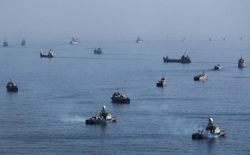 Флоты прикаспийских государств после «Кубка моря» примут участие в военном учении