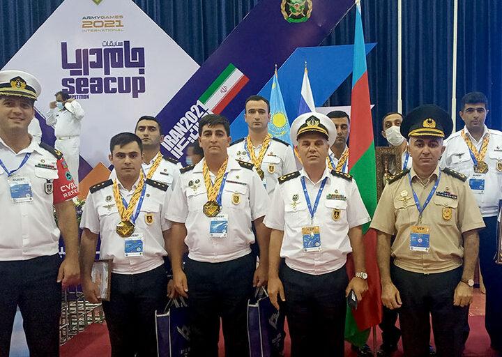 Завершился проходивший в рамках «АрМИ – 2021» конкурс «Кубок моря»