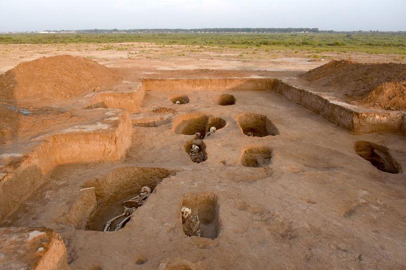 Под Астраханью археологи обнаружили возможную столицу Хазарского каганата