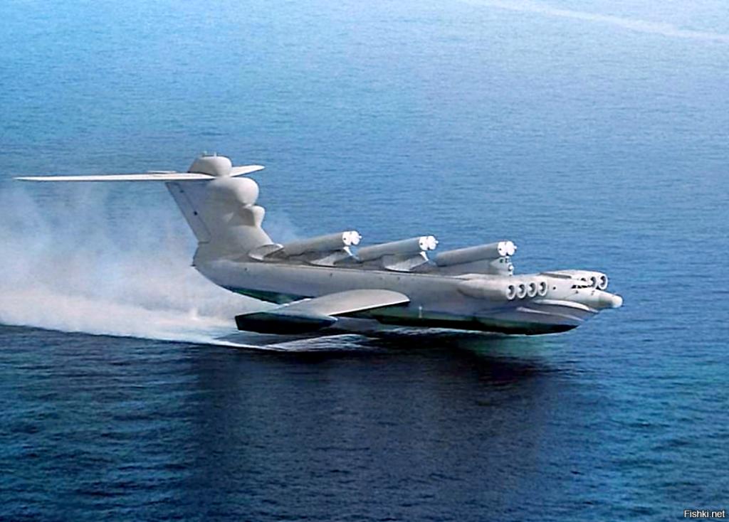 Пентагон хочет воскресить «Каспийского монстра» — издание Popular Mechanics