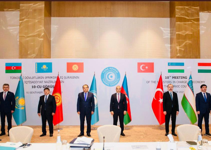 Министрам экономики Тюркского Совета предложили использовать транзитный потенциал Каспия
