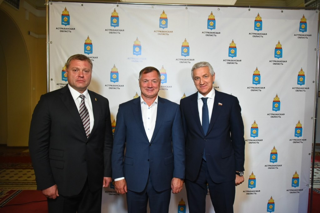 Правительство планирует поддержать развитие инфраструктуры Астраханской области