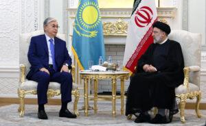 Президент Ирана впервые встретился с руководством стран-соседей по Каспийскому морю
