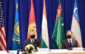 Состоялась встреча стран Центральной Азии и США в рамках формата «С5+1»