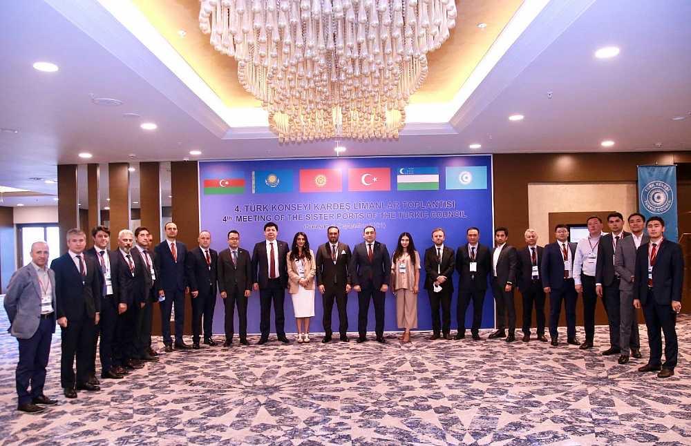 Состоялось четвертое заседание портов-побратимов стран, входящих Тюркский совет