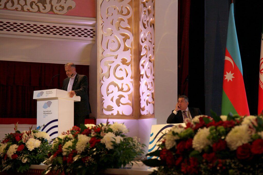 Посол Ирана в России Казем Джалали посетил Астраханскую область