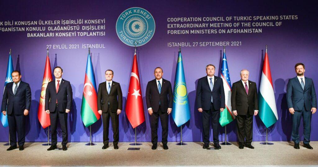 Министры иностранных дел стран Тюркского совета обсудили ситуацию в Афганистане