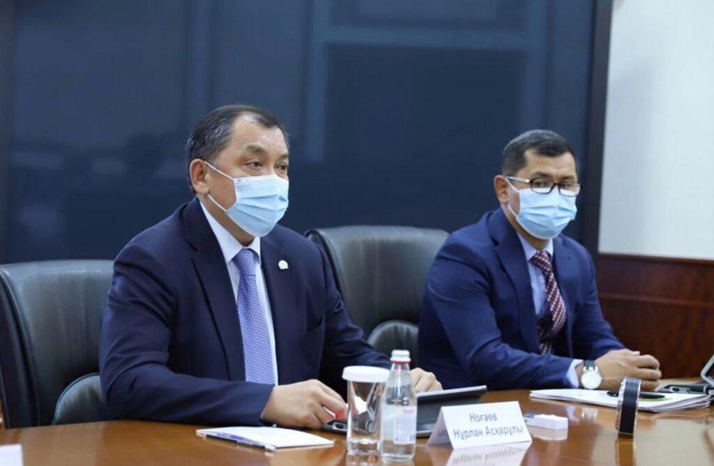 Представители Казахстана и Туркменистана обсудили приграничное сотрудничество