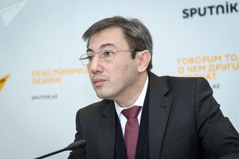 Азербайджанский эксперт Ильгар Велизаде о развитии транспорта в Каспийском регионе