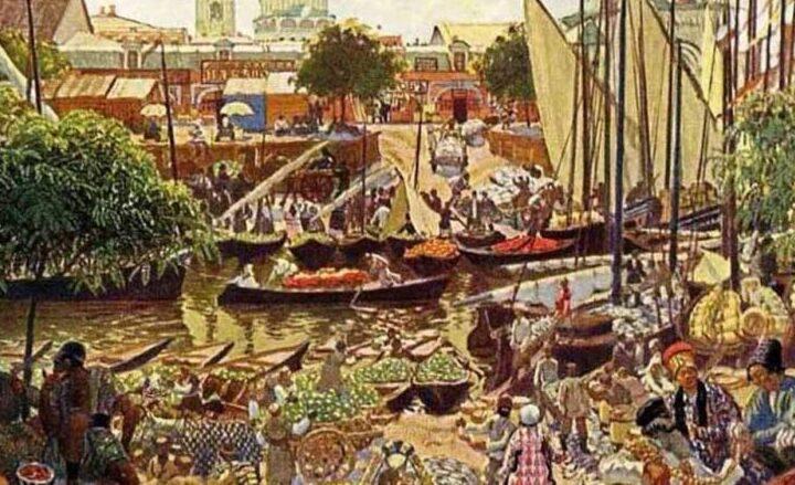 Персидская Астрахань — статья от издания «Астраханский листок» — часть вторая