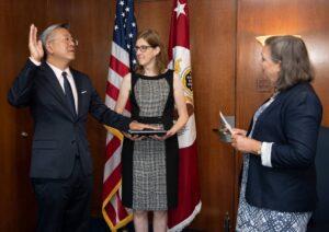 Назначен ответственный чиновник Госдепартамента США по вопросам Центральной Азии