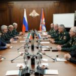 Об итогах визита начальника штаба вооруженных сил Ирана в Россию