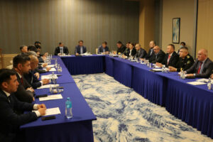 В Актау прошло совещание по вопросам безопасности на морском транспорте