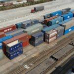 В Казахстане разрабатывается программа контейнеризации перевозок