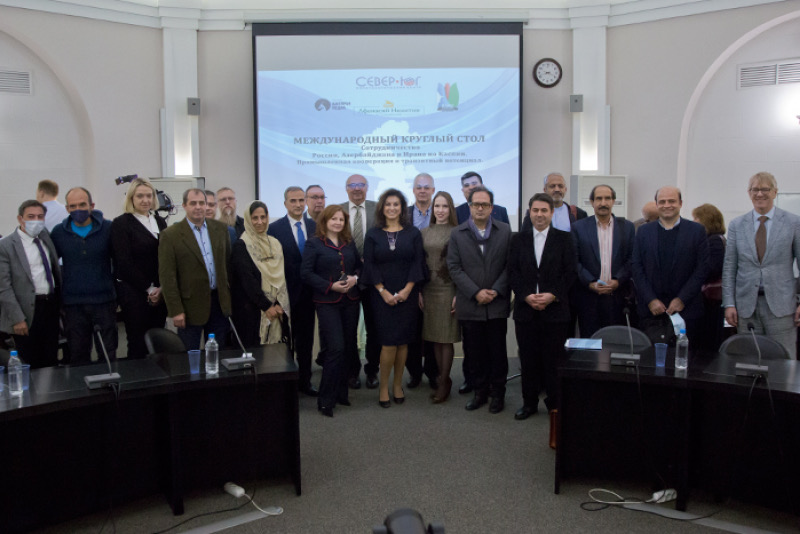 В Москве обсудили сотрудничествоРоссии, Азербайджана и Ирана