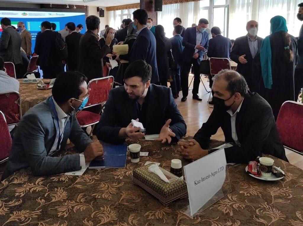 Экспорт Республики Казахстан в Иран может вырасти до 162 млн долларов