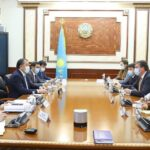 Мангистаускую область и порт Актау Казахстана посетили зарубежные делегации